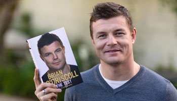 WIN a copy of Brian O'Driscoll's Autobiography, The Test