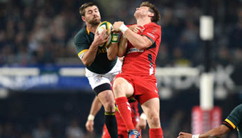 Springboks brush aside Welsh challenge with convincing win in Durban