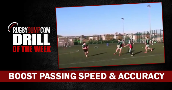 Drill of the Week: Boost Passing Speed & Accuracy