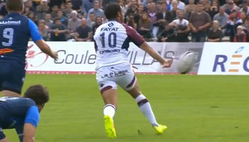 Bordeaux-Begles trounce Castres in Top 14 round 9 rout