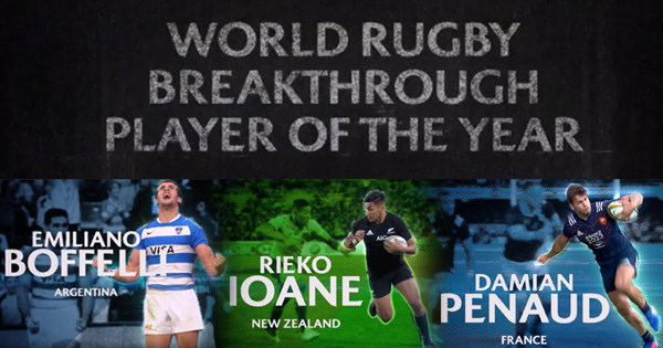 Three incredible talents nominated for Breakthrough Player of the Year 2017