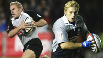 Brent Russell against the Crusaders