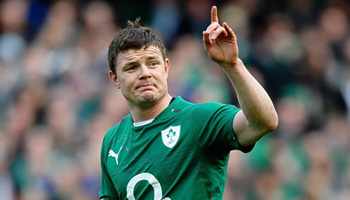 Ireland in pole position after O'Driscoll farewell thrashing of Italy