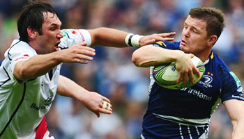 Highlights of Leinster's record breaking Heineken Cup final win over Ulster