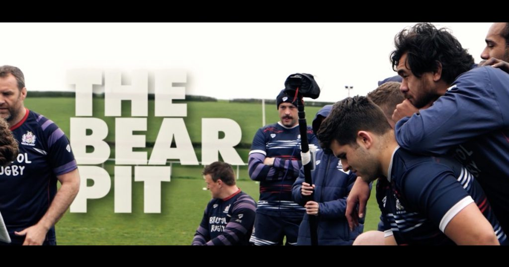 'The Bear Pit' documentary takes you face to face with the Bristol Bears