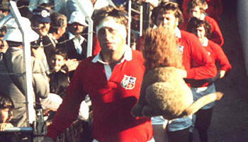 British Lions 1974 infamous '99 Call