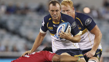 Brumbies vs Reds Highlights - Super Rugby 2013 Round 1