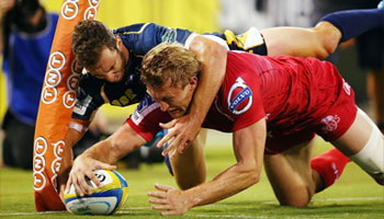 Brumbies vs Reds Highlights - Super Rugby 2014 Round 2
