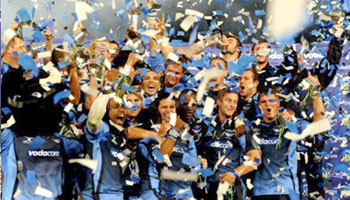 The Bulls blitz the Chiefs to win the 2009 Super 14 final
