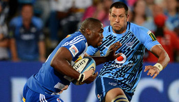 Bulls vs Stormers Highlights - Super Rugby 2013 Round 2
