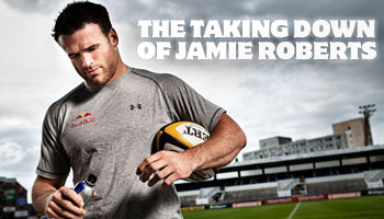The Taking Down of Jamie Roberts - Part 2