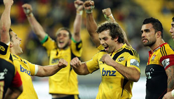 Hurricanes vs Chiefs - Super Rugby Round 18