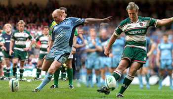 Shoot-out glory for the Leicester Tigers in the Heineken Cup Semi