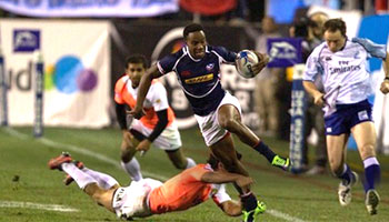 Highlights from Day One of the 2014 Las Vegas Sevens