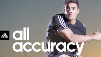 WIN the training jersey Dan Carter wore in adidas trick shots video