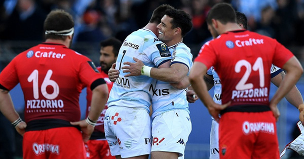 Toulon knocked out by Racing 92 in Champions Cup Quarter Final