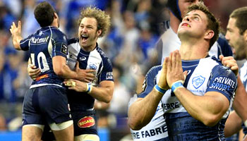 Castres upset Toulon with first French Top 14 title victory in 20 years