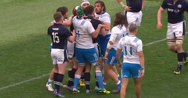 Martin Castrogiovanni banned for stamping on foot of Scotland back