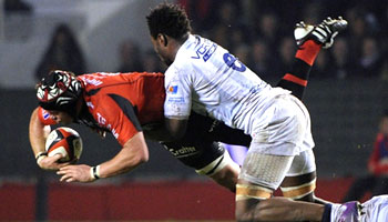 Wilkinson steers Toulon to victory over Montpellier at Stade Mayol