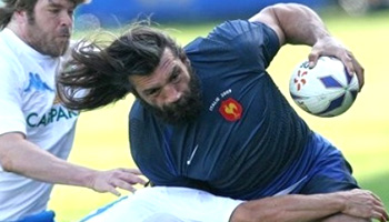 France outclass Italy in Rome
