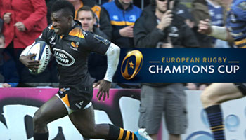 European Rugby Champions Cup Tries of the Week - Round 1