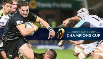European Rugby Champions Cup Tries of the Week - Round 2