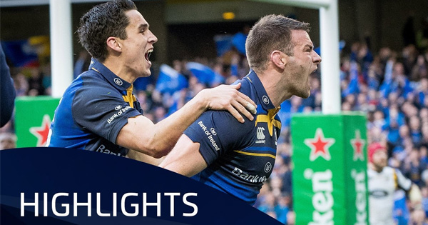 European Champions Cup quarter final highlights catchup
