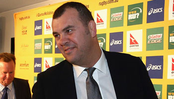 Michael Cheika appointed new Wallabies coach as overseas tour squad announced