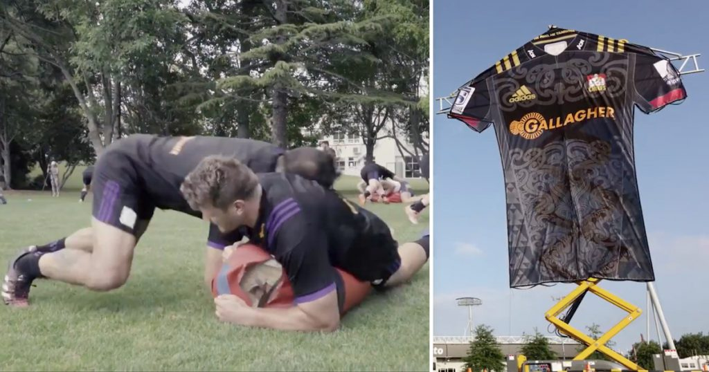 Chiefs preseason video gives you an inside look at their gruelling preparation