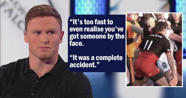 Chris Ashton reflects on his controversial 10-week ban for gouging