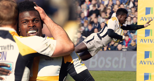 Christian Wade's SIX tries in his 100th appearance for Wasps