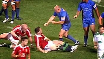 Lions prop Cian Healy cleared of biting scrumhalf Brett Sheehan
