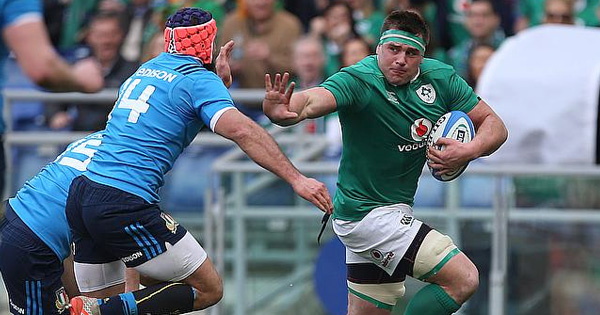 Tryfest in Rome as Ireland run riot against Italy
