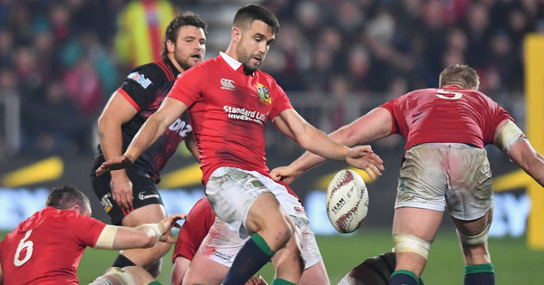 LIONS WATCH: Conor Murray in driving spot for No 9 shirt