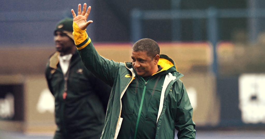 Allister Coetzee is officially out, but SA Rugby refuse to name successor