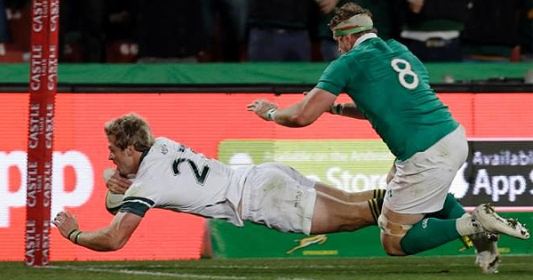 Bok-lash earns South Africa an incredible comeback victory