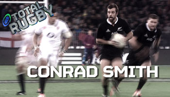 All Black Conrad Smith on record midfield partnerships and what the future holds