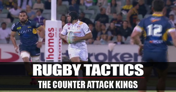 Rugby Tactics: The Counter Attack Kings of New Zealand