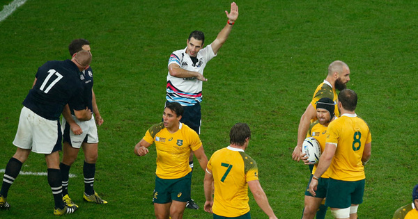 'Penalty was the wrong call' says World Rugby review of Craig Joubert decision