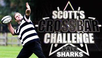 Scott Quinnell's Crossbar Challenge - Sale