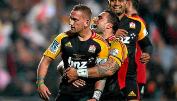 The Chiefs edge the Crusaders in classic Super Rugby Semi Final