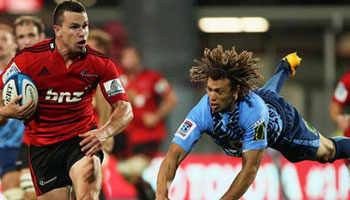 Crusaders vs Bulls Highlights - Super Rugby Round 5