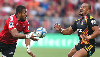 Crusaders vs Chiefs Highlights - Super Rugby 2014 Round 2