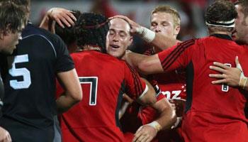 Crusaders vs Kings Highlights - Super Rugby Round 6