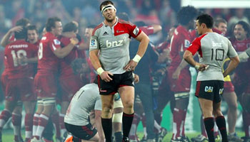The Reds beat the Crusaders to win the 2011 Super Rugby title