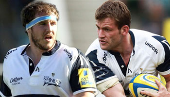 Mark Cueto's alleged eyegouge and Neil Briggs' red card