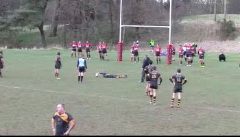 Unbelievable finish to rugby match after some Currie RFC quick thinking