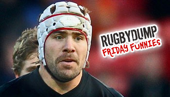 Friday Funnies - Schalk Brits, the best player in the Premiership