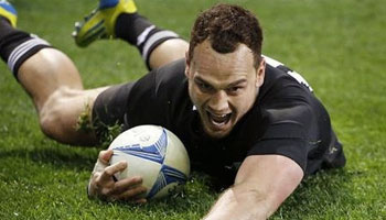 The All Blacks remain undefeated with Dunedin win over the Springboks