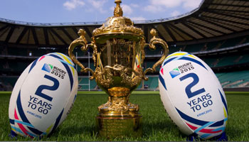 Lawrence Dallaglio discusses Rugby World Cup 2015